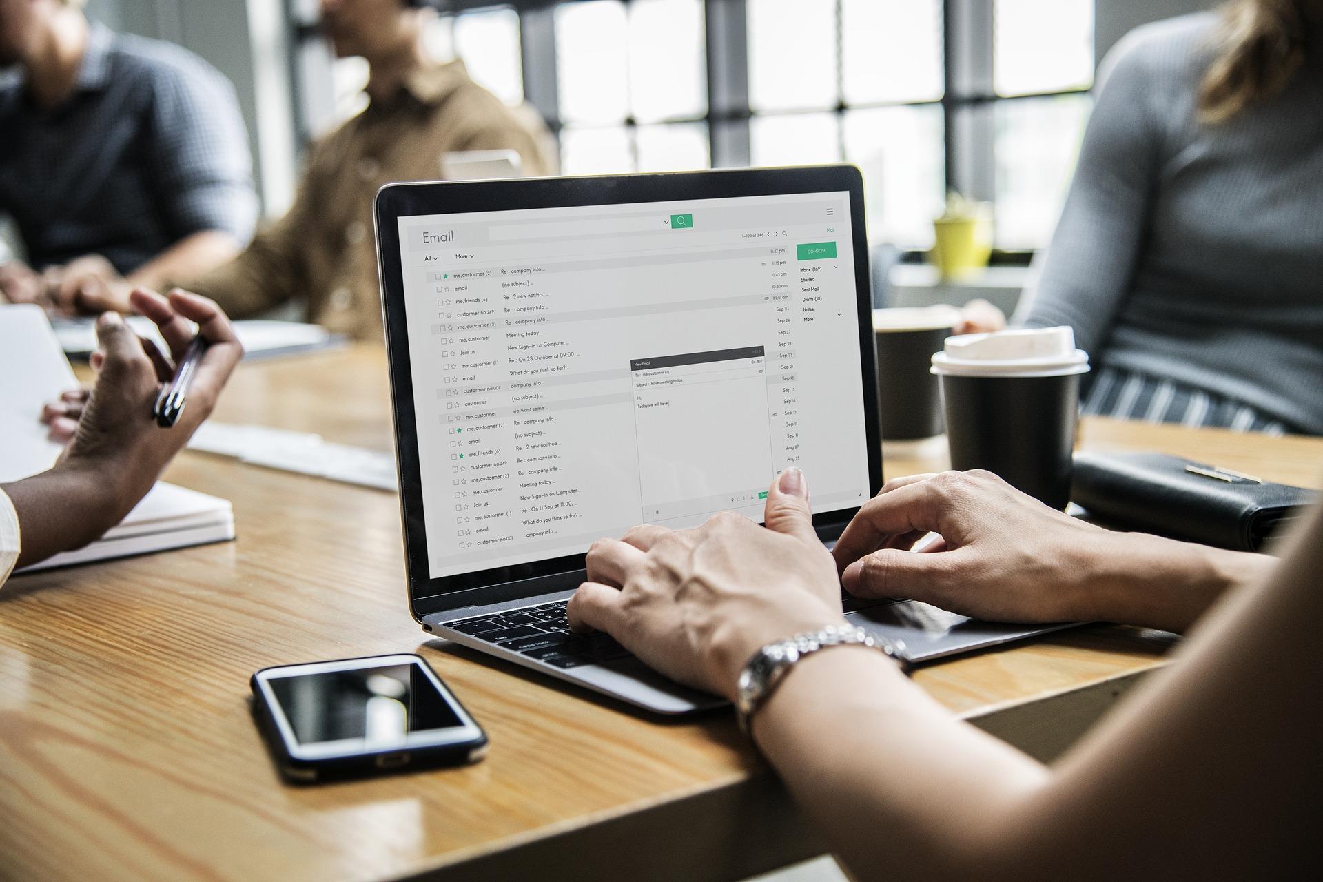 Отправка документов через интернет